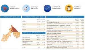 Cruscotto dati innovazione provincia di Rimini